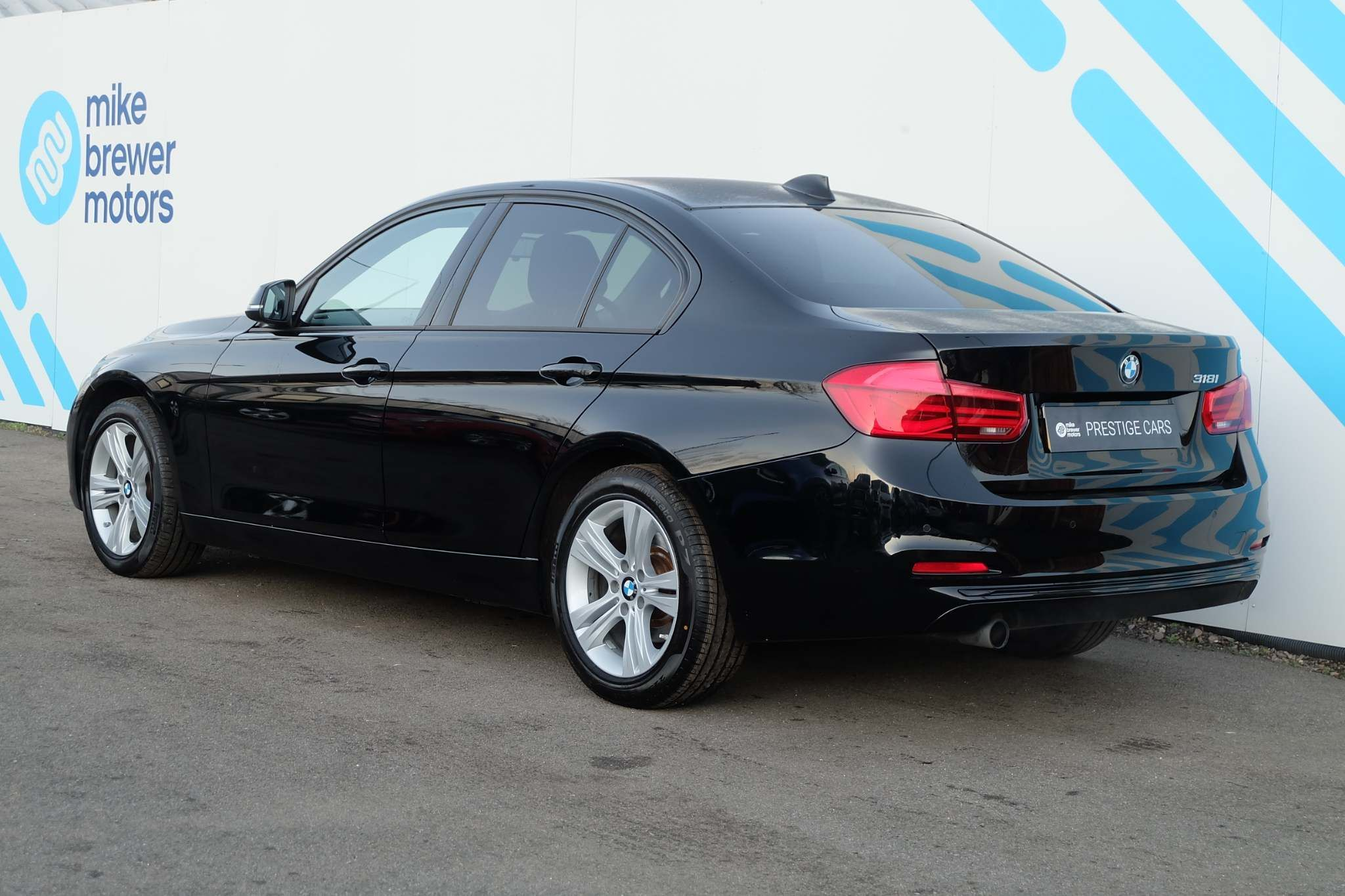 Used BMW 3 Series 1.5 318i Sport Auto (s/s) 4dr