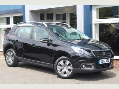 Peugeot 2008 1.2 PureTech Active 5dr DIRECT FROM PEUGEOT!