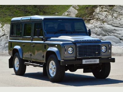 Land Rover Defender 110 2.2d XS 2 YEAR APPROVED WARRANTY