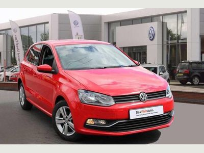 Volkswagen Polo MK5 Hatchback 5-Dr 1.0 Match 60PS 5dr AIR CON, REMOTE LOCKING