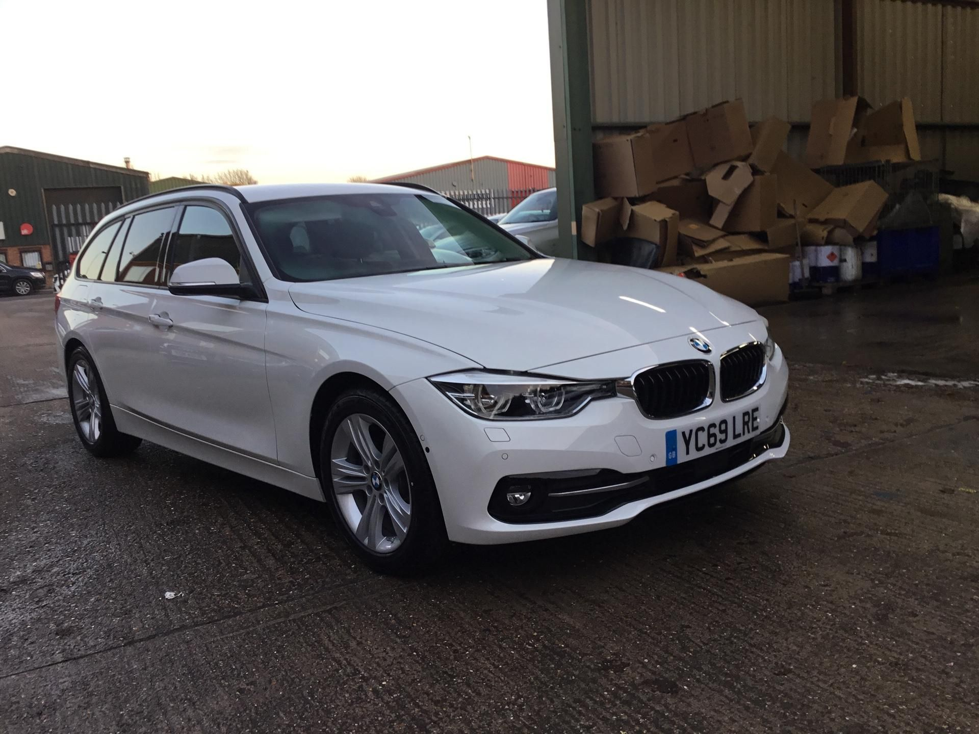 BMW 3 Series 320d ED Sport Touring 2.0 5dr