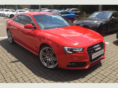 Audi A1 SPORTBACK 1.4 TFSI S Line 5dr BLUETOOTH/ AIR-CONDITIONING