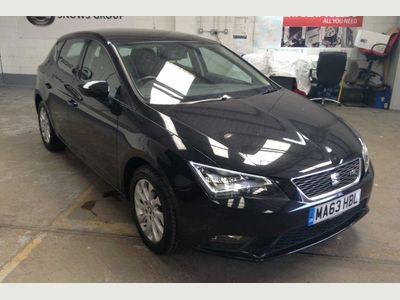 SEAT Leon 1.2 TSI SE (Tech Pack) (s/s) 5dr DUE IN - CALL FOR DETAILS!!!