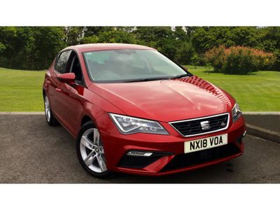 SEAT Leon 2.0 Tdi 150 Fr Technology 5Dr Diesel Hatchback OUR CAR FROM NEW