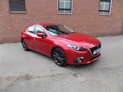 Mazda 3 2.0 Sport Nav 5 door Bose Audio