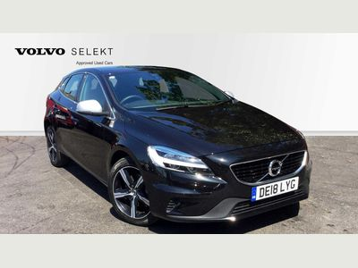 Volvo V40 T2 R-Design Manual Navigation Plus rear Park Assist, Cruise Control, High Performance Audio 2.0 5dr Sensus Connect