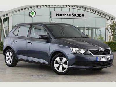 Skoda Fabia Hatchback SE 1.0 5dr TOUCH SCREEN RADIO & SMARTLINK