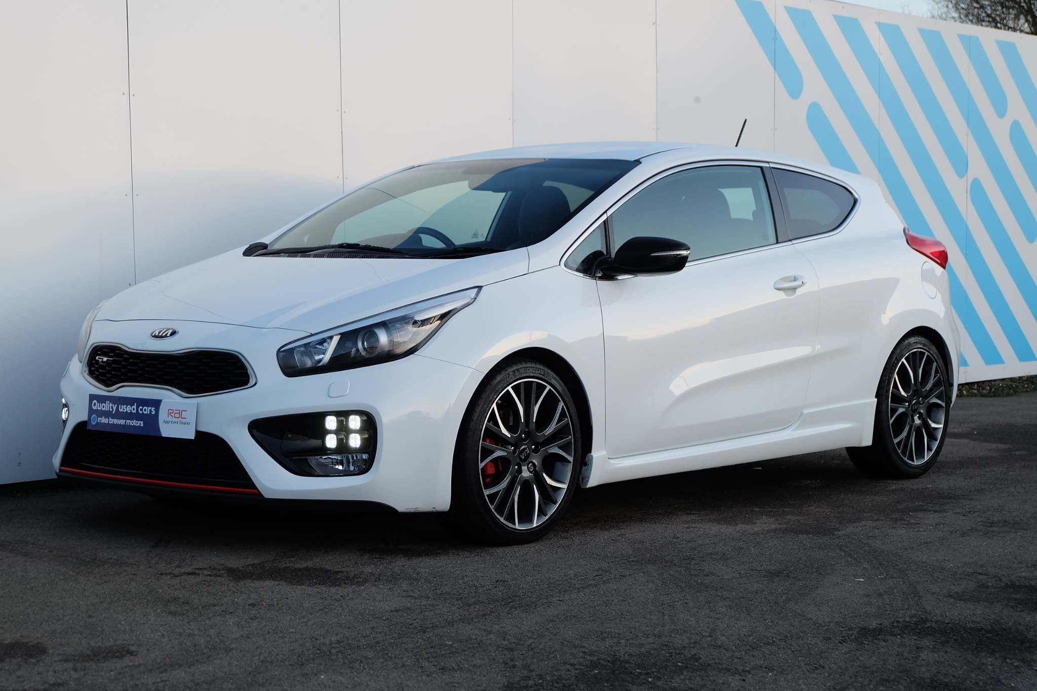 Used Kia Proceed GT Tech