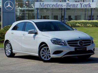 Mercedes-Benz A Class A180 CDI BLUEEFFICIENCY SE 1.5 5dr 16