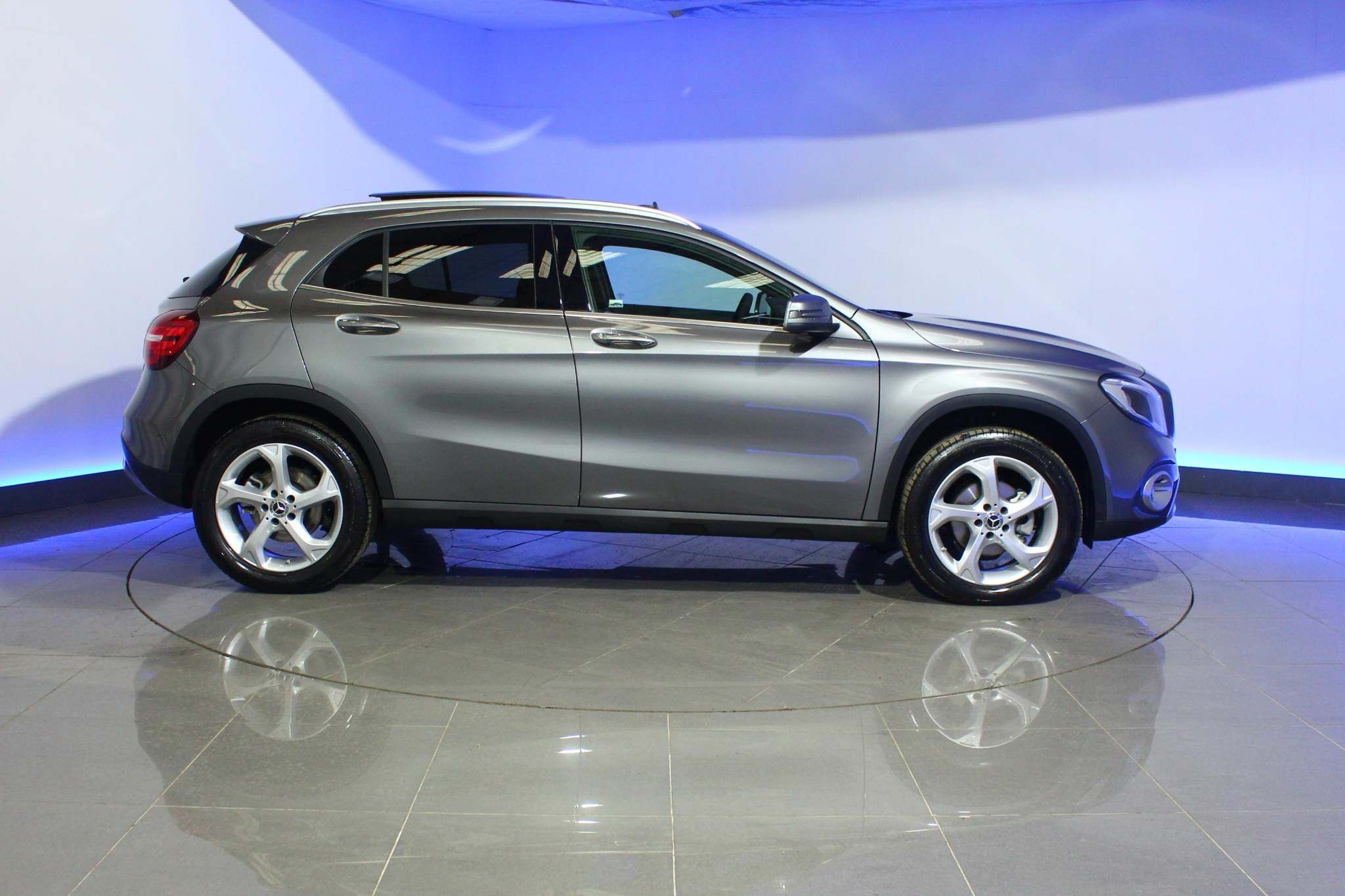 Used Mercedes-Benz GLA Class 1.6 Gla200 Sport (premium Plus) 7g-Dct (s/s) 5dr