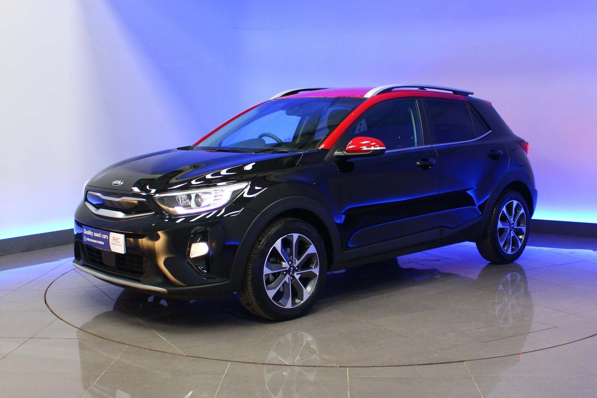 Used Kia Stonic First Edition