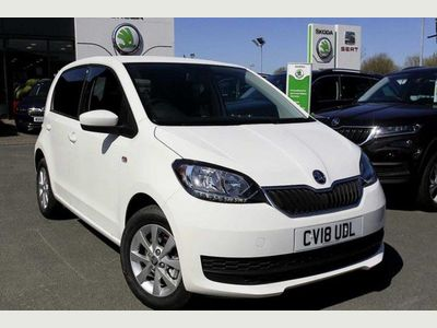 Skoda Citigo Hatchback 5-Dr 1.0 MPI (60PS) SE 5dr Very Economical!