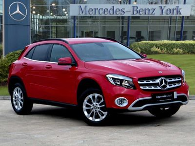 Mercedes-Benz Gla Class GLA 200 SE 1.6 5dr PETROL, AUTOMATIC