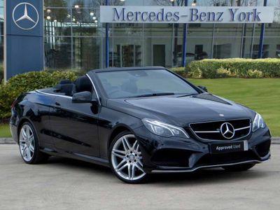 Mercedes-Benz E Class E220d AMG Line Edition 2dr 7G-Tronic 2.2