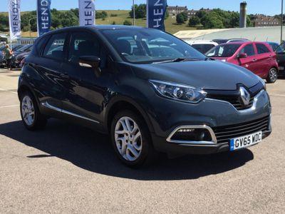 Renault Captur 0.9 TCE 90 Dynamique Nav 5dr 1 OWNER - SERVICE HISTORY - SA