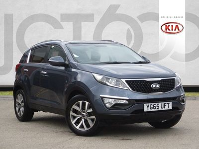 KIA Sportage 2 ISG 1.6 5dr PANORAMIC ROOF- 1 OWNER