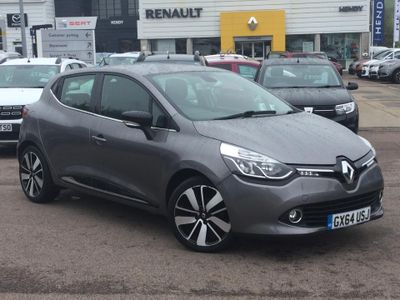 Renault Clio 0.9 TCE 90 Dynamique S MediaNav Energy 5dr SERVICE HISTORY - 12 MONTHS WA