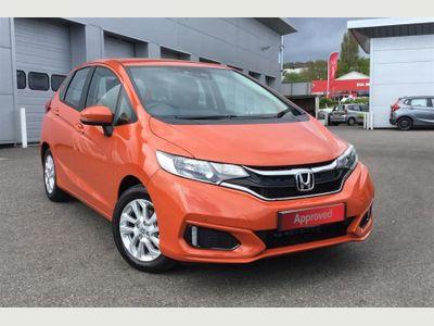 Honda Jazz 1.3 i-VTEC SE 5dr HONDA APPROVED