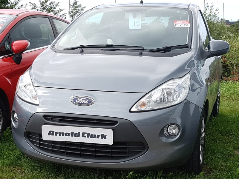 Pcpfinance Example Ford Ka   Zetec