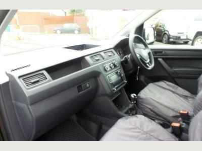 Volkswagen Caddy 2.0 TDI BlueMotion Tech 150PS Highline Van *Bluetooth* *Twin rear doors*