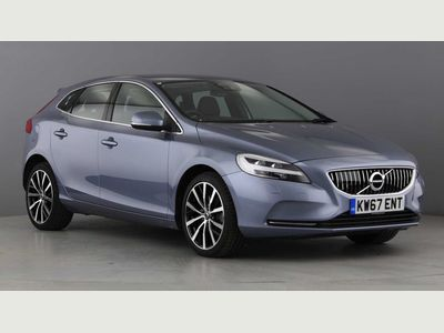 Volvo V40 T3 Inscription Automatic Intellisafe Pro & Winter Packs, 18? Narvi Alloy Wheels 1.5 5dr Exceptional V40