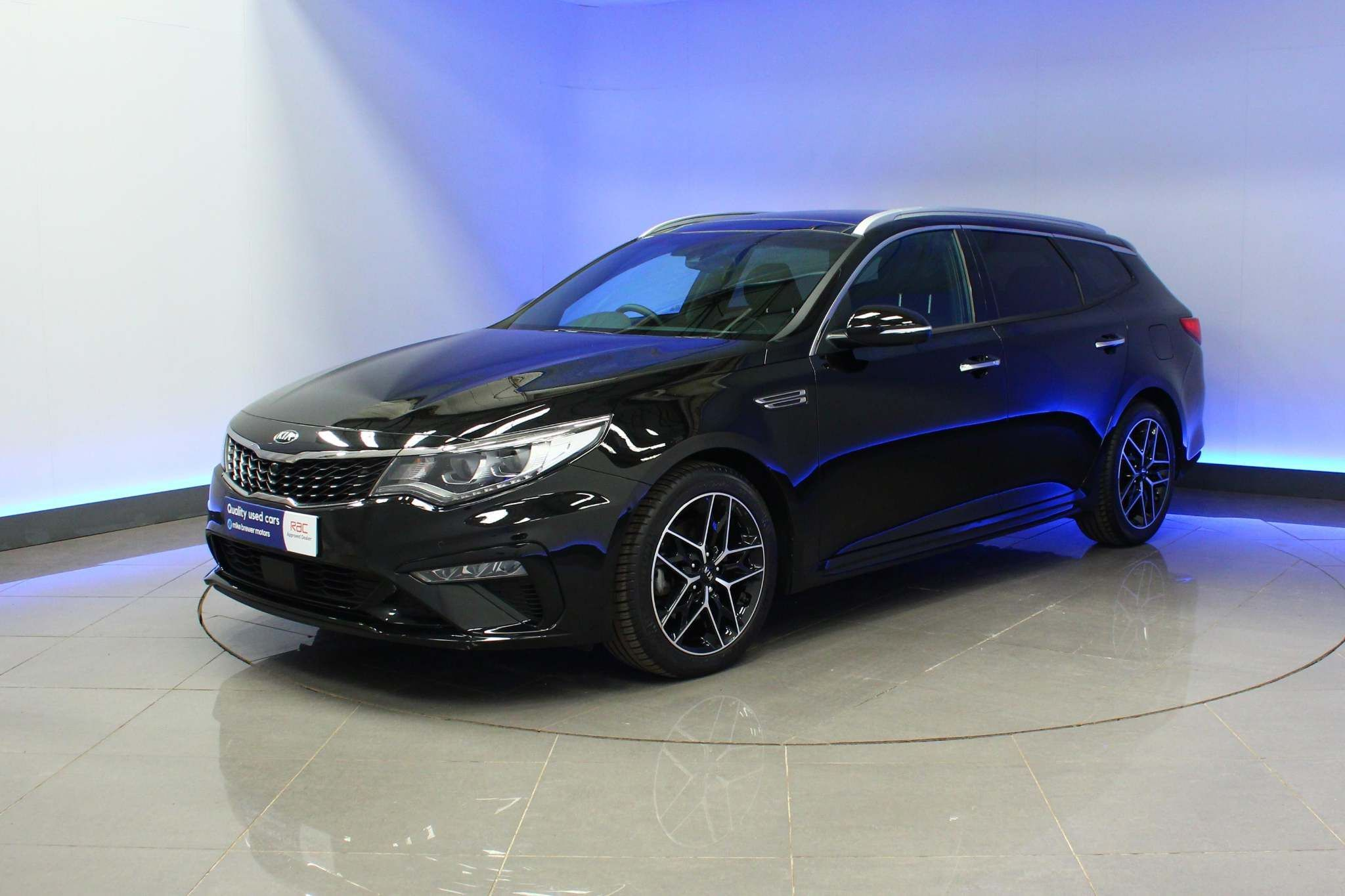 Used Kia Optima GT-Line S