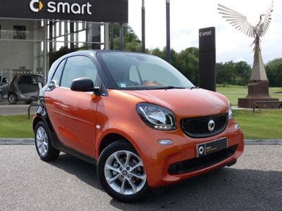 Smart Fortwo Coupe Passion 2dr Auto 1.0