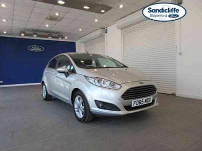 Ford Fiesta 1.25 82 Zetec 5 door DAB CD RADIO WITH BLUETOOTH