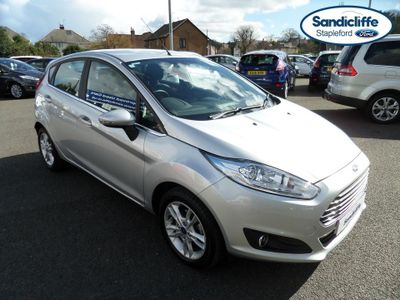 Ford Fiesta 1.25 82 Zetec 5 door ONE OWNER FULL SERVICE HISTORY