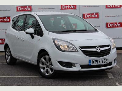 Vauxhall Meriva 1.4i 16V Life 5dr Estate FURTHER DISCOUNTS AVAILABLE