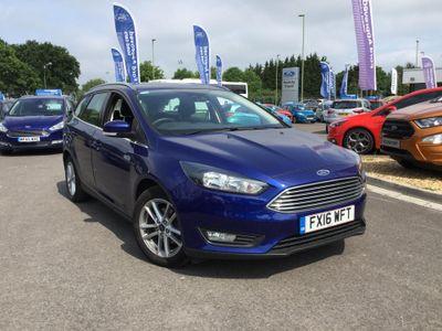 Ford Focus 1.0 EcoBoost 125 Zetec 5dr Estate SYNC2 DAB RADIO - AIR CON