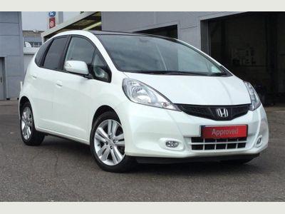 Honda Jazz 1.4 i-VTEC EX Auto 5dr HONDA APPROVED