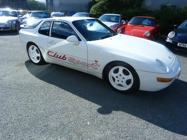 Used Porsche 968 3.0 Club Sport