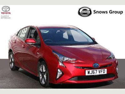 Toyota Prius 1.8 Business Edition Plus Hybrid 5dr HB Self Charging Hybrid