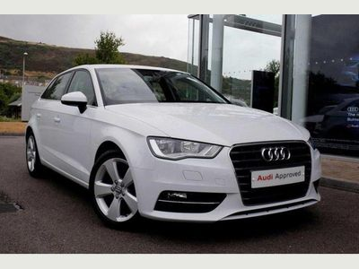 Audi A3 Sportback 1.6 TDI Sport (110PS) 5dr VERY ECONOMICAL TDI ENGINE