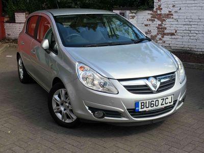 Vauxhall Corsa 1.4i 16V [100] SE 5 door Automatic Full Service History