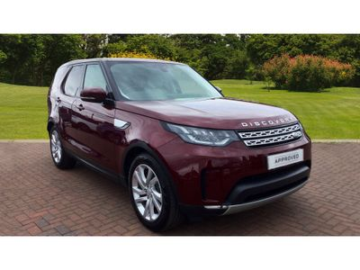 Land Rover Discovery 3.0 Td6 Hse 5Dr Auto Diesel Station Wagon **PRIVACY GLASS**