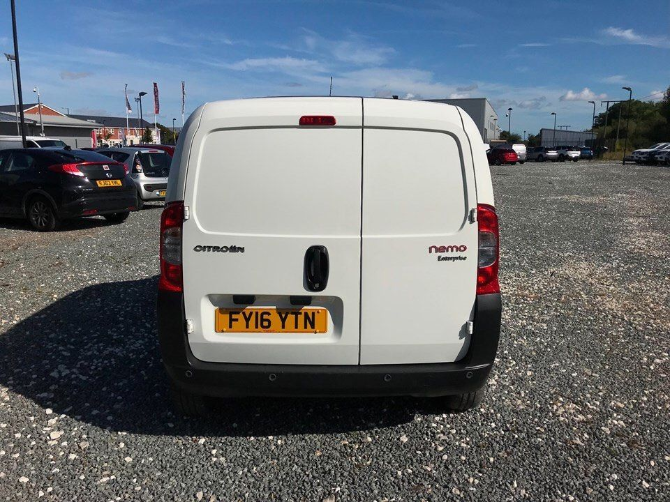 Citroen Nemo 1.3 HDi 16v Enterprise Panel Van 3dr