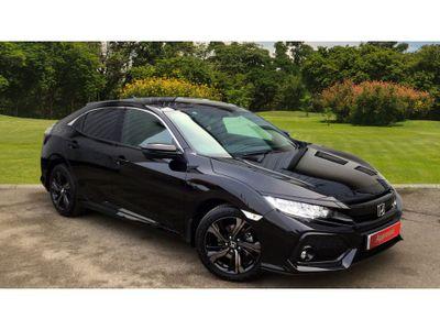 Honda Civic 1.6 I-Dtec Ex 5Dr [tech Pack] Diesel Hatchback Next 5 services are pre-paid