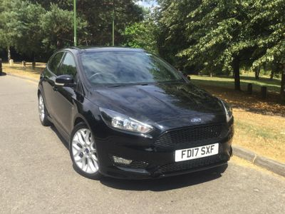 Ford Focus 1.0 EcoBoost 125 ST-Line 5dr SYNC 3 WITH DAB / NAVIGATION -