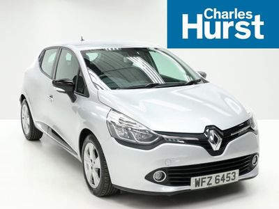 Renault Clio 1.5 dCi 90 Dynamique MediaNav Energy 5dr ZERO ROAD TAX ONLY 14000 MILES