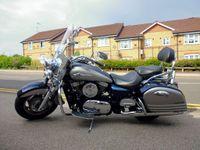 Kawasaki VN1600 Classic Tourer 1600cc image