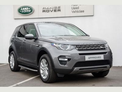 Land Rover Discovery Sport 2.0 TD4 180 SE Tech 5dr Auto SAT NAV, SUNROOF, TINTED GLASS