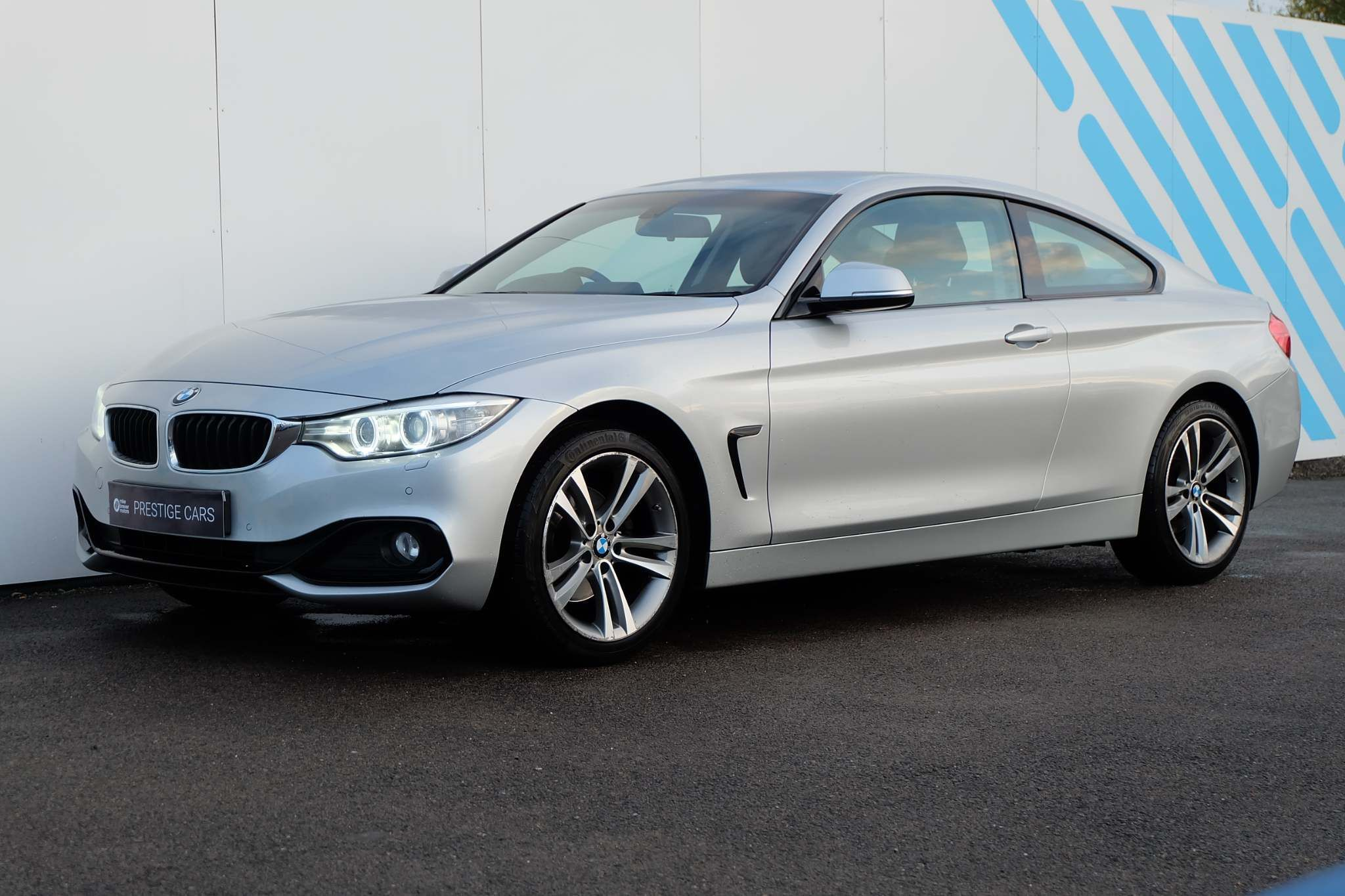 Used  BMW 4 Series Sport