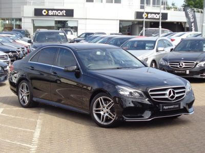 Mercedes-Benz E Class E250 CDI AMG Sport 4dr 7G-Tronic 2.2 ELECTRIC PANORAMIC SUNROOF