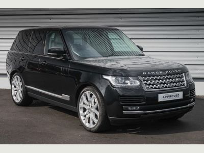 Land Rover Range Rover 3.0 TDV6 (258hp) Vogue 5dr FEATURE PACKED & LOVELY LOOKS