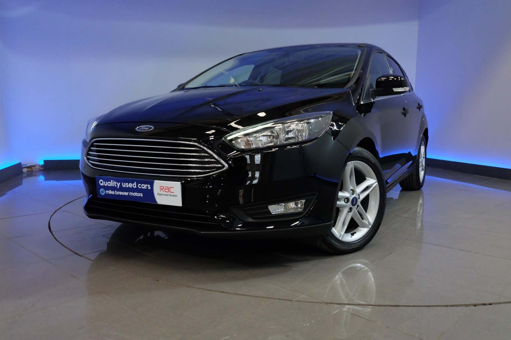 Used Ford Focus 1.0t Ecoboost Zetec Edition (s/s) 5dr