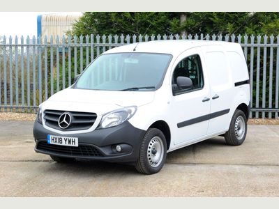Mercedes-Benz Citan 111 CDI EX DEMO 1.5 Available 23rd July