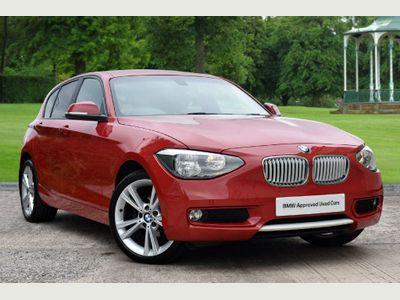 BMW 1 Series 116i Urban 5-door 1.6 5dr SPORT ALLOY UPGRADE