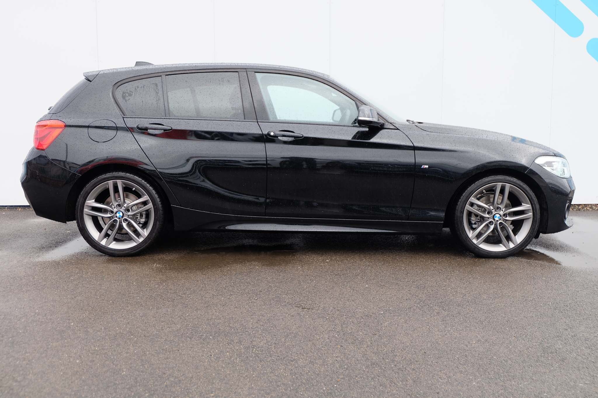 Used BMW 1 Series 2.0 120d M Sport Sports Hatch Auto (s/s) 5dr